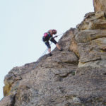 me rappelling